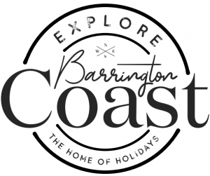 Barrington Coast Publishing Logo -